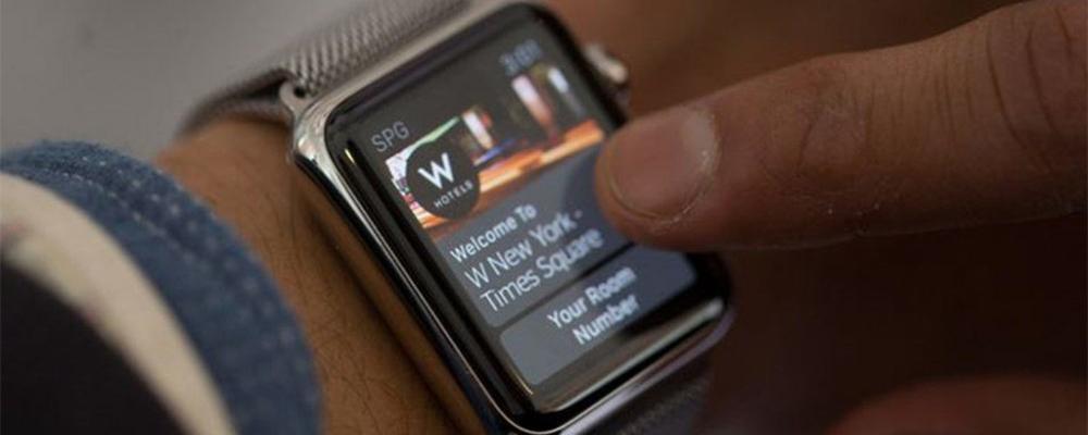 苹果为了对抗三星 被迫在手表上做了新的尝试