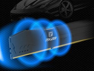 骑士精神! 特科芯DDR4 8GB内存热卖