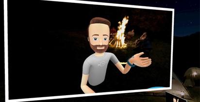 《Facebook Spaces》VR社交能否成主流