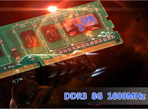 �õ÷��� ���8GB DDR3 1600 �ڴ�����