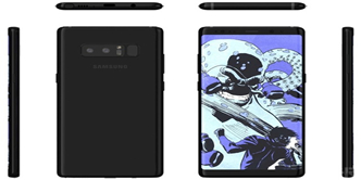 传三星Note8搭载骁龙836:支持3倍光学变焦