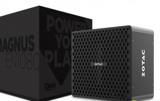 水冷迷你PC 索泰ZBOX EN1080限量首发