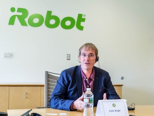 iRobot专访 用机器人打造智慧家庭生态圈