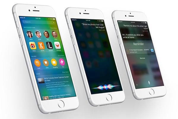 9月16日开放下载 一分钟看懂iOS 9亮点