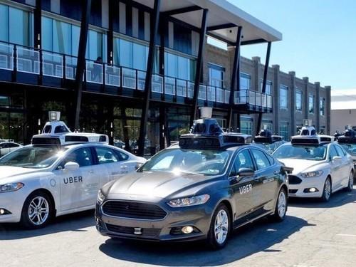 Uber正为自驾汽车研究防晕车工具?