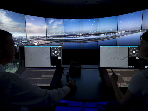 AR未来或可以用来追踪无人机动向
