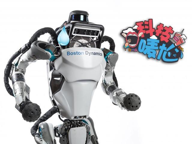 科技OMG:谷歌明星机器人舞台出糗