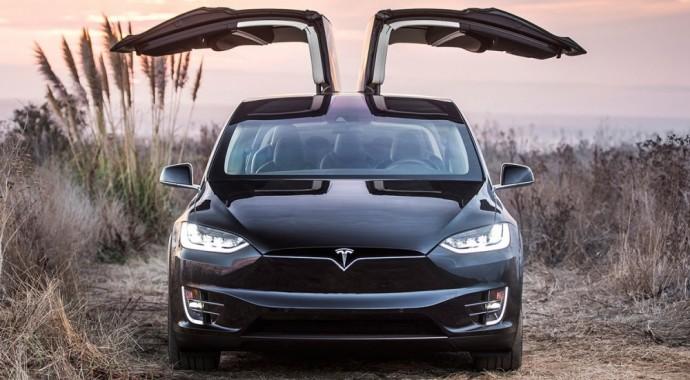 涉及6634辆 特斯拉召回Model S和Model X