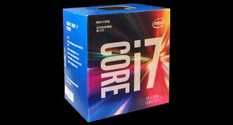 高频强性能 酷睿i7-7700K京东2649元